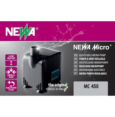 Micro 450 Cirkulationspump, Newa