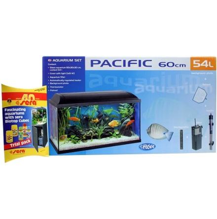 Akvariepaket Pacific 54 liter