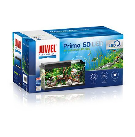 Juwel Akvarium Primo 60 Svart