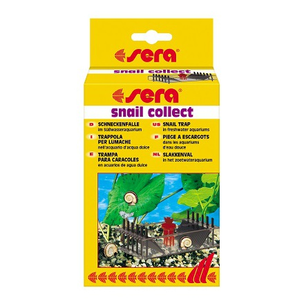 Snigelfälla snail collector