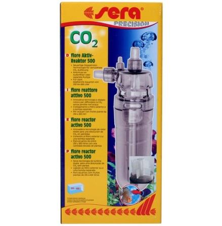 Sera CO2 Aktiv reaktor 500