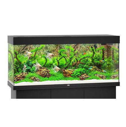 Akvarium Rio 240 liter (svart)