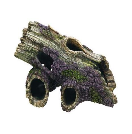 Trädgren med håligheter 24,8x13,5x12,5cm