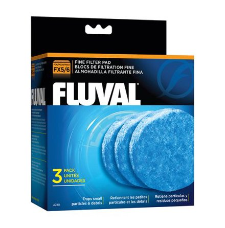 Filtermatta Fin Fluval FX4/FX5/FX6