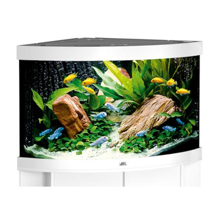 Akvarium Trigon 190liter Vitt