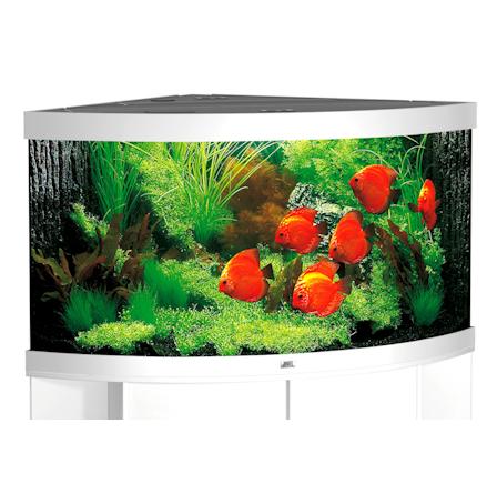 Akvarium Trigon 350 Vitt