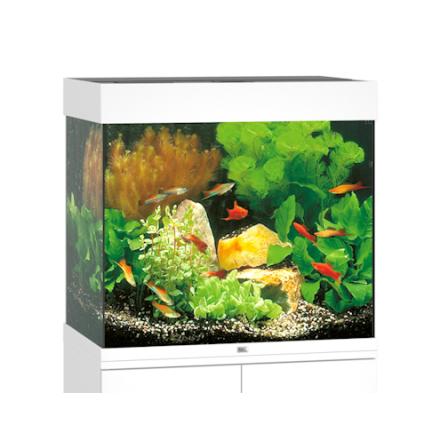 Akvarium Lido 120 liter (vit)