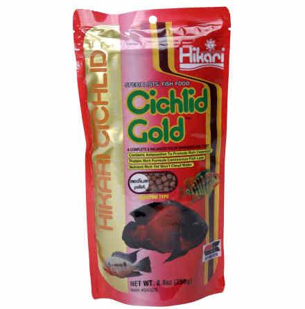 Hikari Ciklid Gold Färg Medium