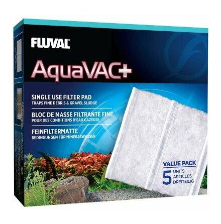 Filter Fin Aqua Vac+ 5st