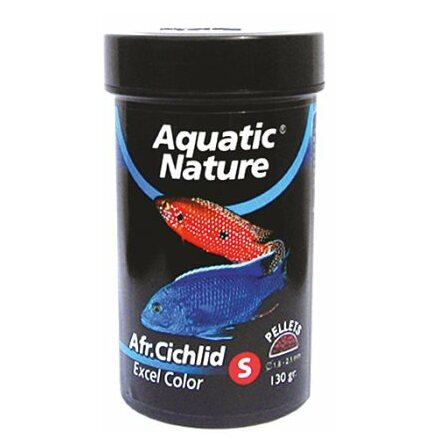 African Cichlide Excel Colour Small 130g&320 ml