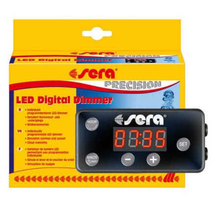Dimmer LED belysning