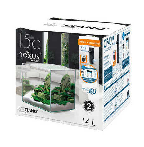 Nexus Pure Classic 15liter