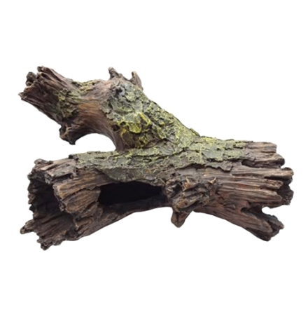 Trädgren med håligheter 23,5x17x25cm Duvo