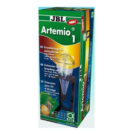 Artemiakläckare påbyggnad Artemia 1