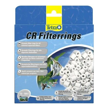 CR Filter ringar 800ml