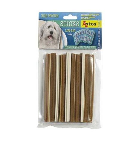 Hundsnacks Dental D`light Bones 100gr Antos