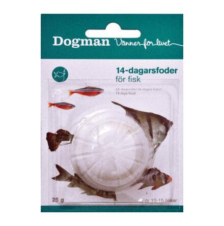 14 dagarsfoder Dogman