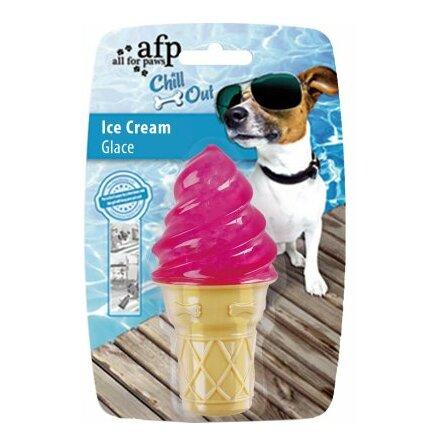 Hundleksak Chill Out Ice Cream 15x8cm