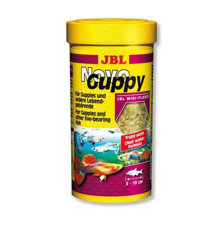 Novoguppy miniflakes 100ml/21g, JBL