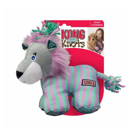 Kong Knots Carnival Lion S/M