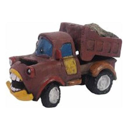 Lastbil Pickup 12,5x6x7cm