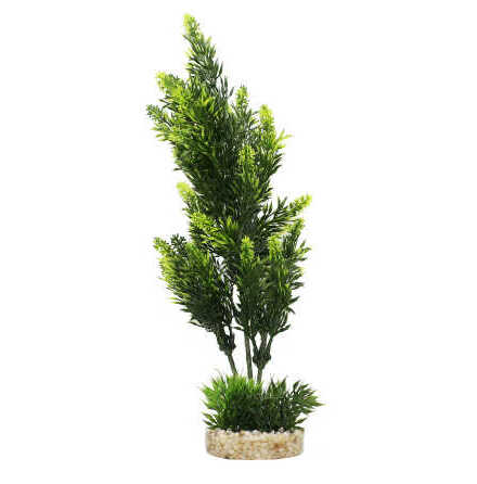 Natural Colous Bush 30cm