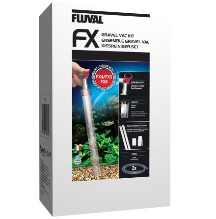 FX GRAVEL VACUUM SLAMSUGARE TILL FX4/FX5/FX6