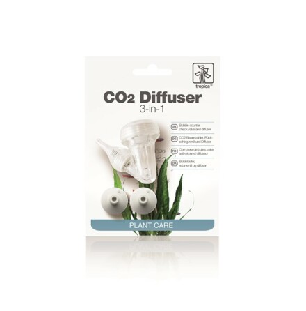 Co2 Diffuser 3+1