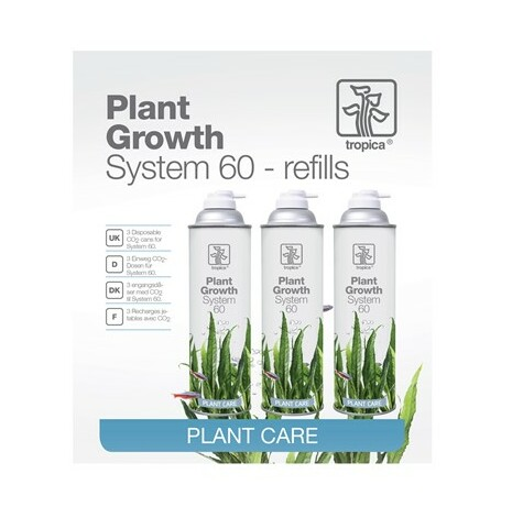 System 60 Co2 Refill 3st