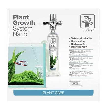 Co2 System Nano Tropica