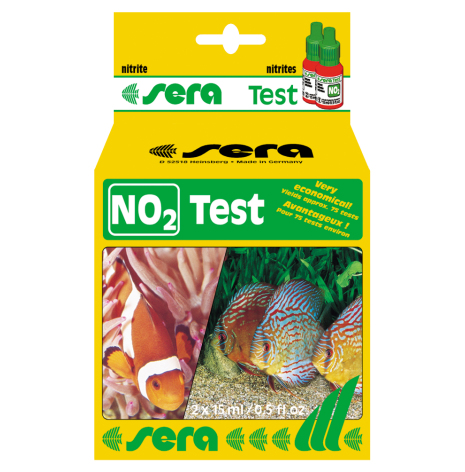 Sera NO2-test nitrit 15ml