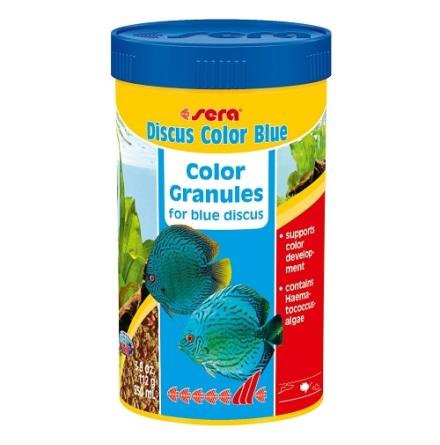 Discus Color Blue 250 ml kort datum
