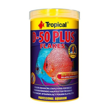 Tropical Discus D-50 Plus. 1000 ml