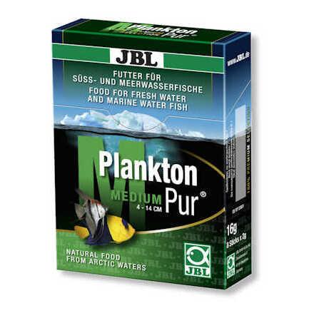 PlanktonPur Medium 8x2gr. Kort Datum