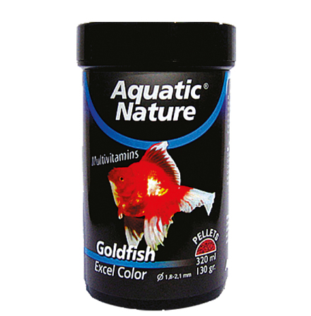 Goldfish Excel Color