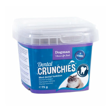 Dental crunchies 75g