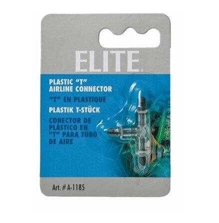 T-rör plast för luftslang