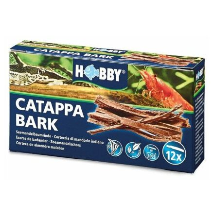 Catappa bark 12 st