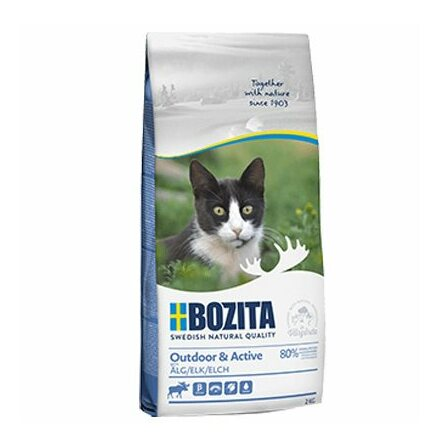 Bozita Out & Active Älg 2 kg