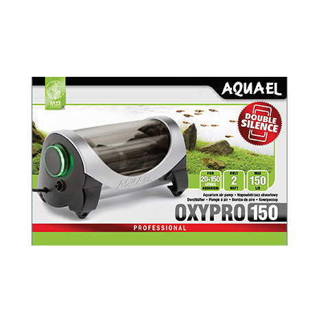 Luftpump Oxypro 150  Aquael 150L/h