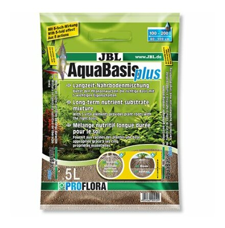 Aquabasis plus JBL 5 L