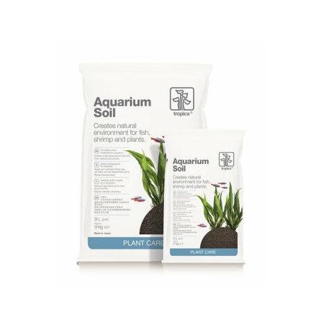 Soil bottenmaterial 2-3mm