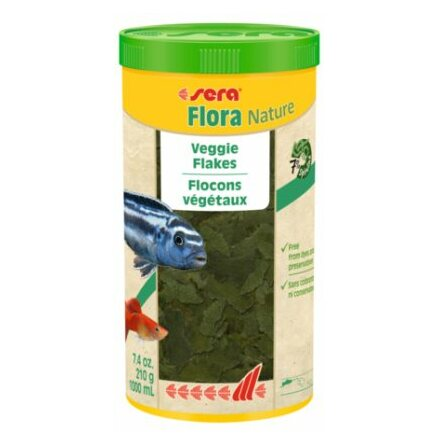 Flora Nature Veggie Flakes