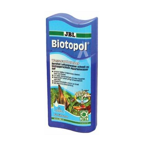Biotopol JBL Vattenberedning