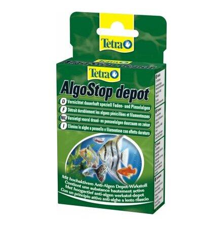 AlgoStop depot Tetra 12 tabletter