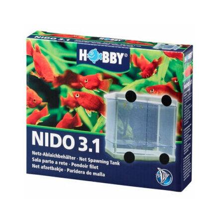 Nido 3,1 nät yngelkasse  16x16x14 cm