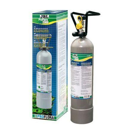 ProFlora M2000 påfyllningsbar flaska Co2