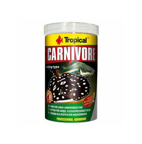 Cichlid carnivore tabletter sjunkande 1000 ml/ 600 g