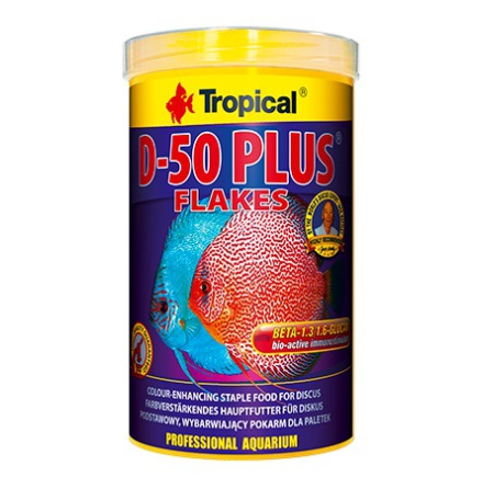 Tropical Discus D-50 Plus
