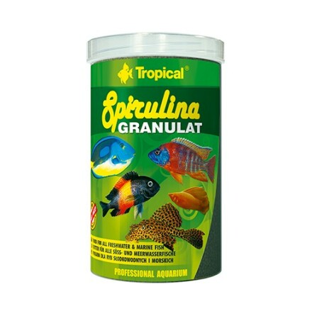 Spirulina Granulat Tropical 250ml